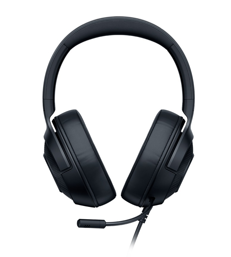 Razer Kraken X Gaming Headset (Black) screenshot