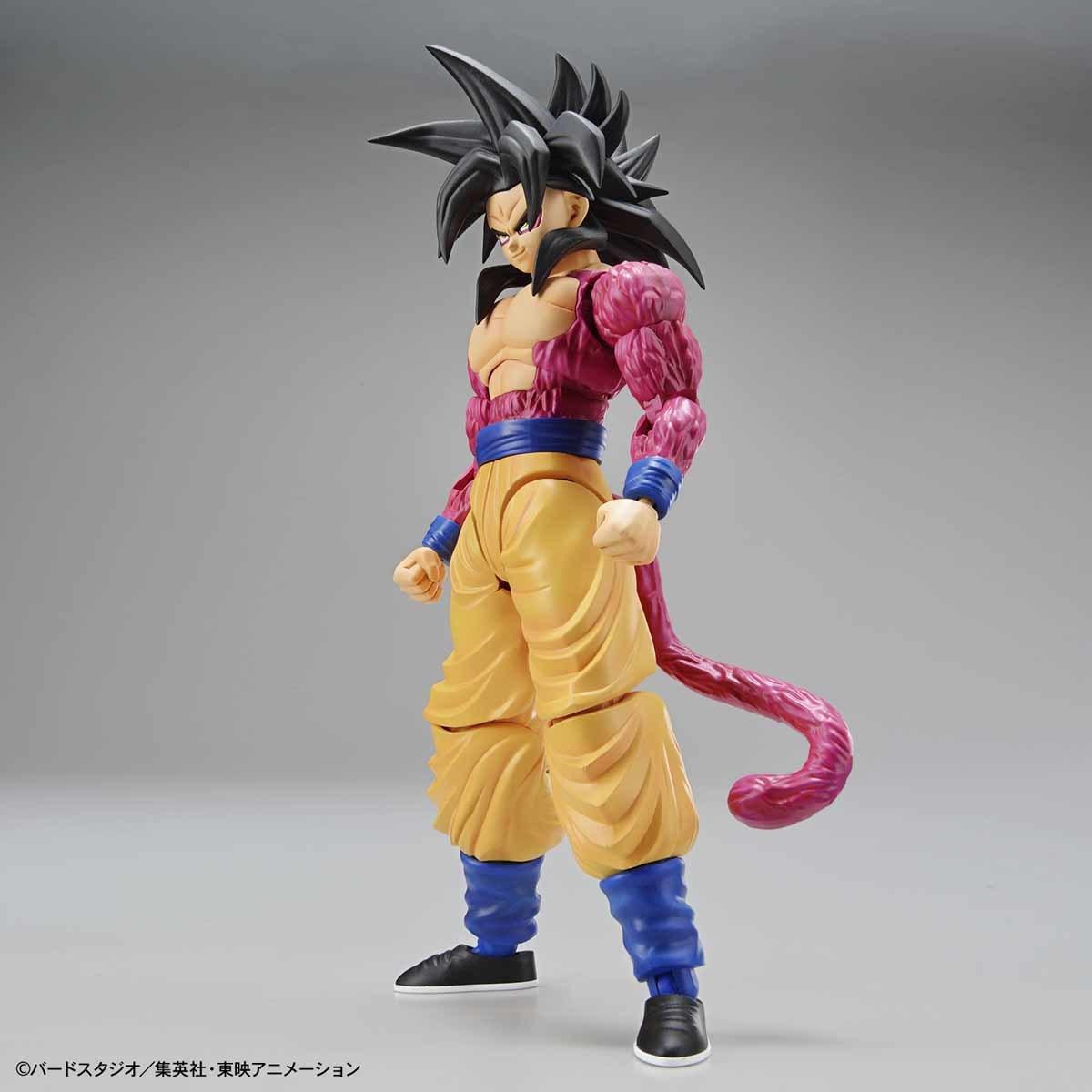 Dragon Ball: Figure-rise Standard: SS Son Goku - Model Kit image