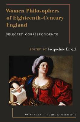 Women Philosophers of Eighteenth-Century England