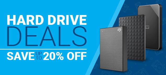 Hard Drive Deals!