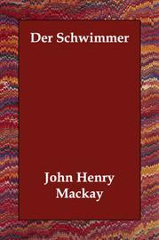 Der Schwimmer by John Henry Mackay