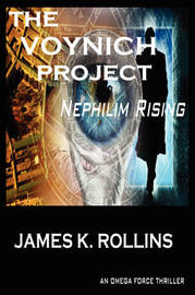 THE Voynich Project: Nephilim Rising by James K. Rollins image