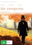 Merchant Ivory - The Europeans on DVD