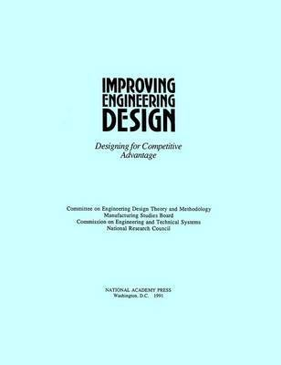 Improving Engineering Design by National Research Council