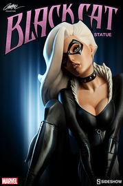 Marvel - Black Cat Polystone Statue