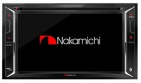 """Nakamichi NA1600 6.2"""" DVD Receiver with Bluetooth"""