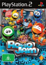 Buzz! Junior Robojam for PlayStation 2