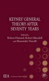Keynes's General Theory After Seventy Years image