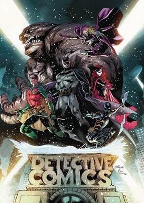 Batman - Detective Comics Vol. 1 Rise of the Batmen (Rebirth) by James Tynion IV