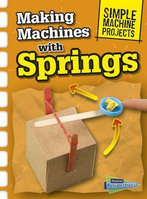 Making Machines with Screws | Chris Oxlade Book | Buy Now | at