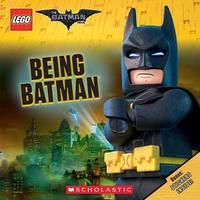 Being Batman by Michael Petranek