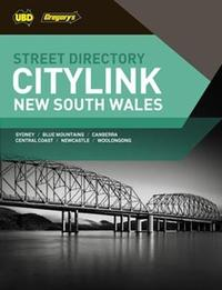 New South Wales CityLink Street Directory 27th ed by UBD / Gregory's