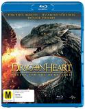 Dragonheart 4: Battle for the Heartfire on Blu-ray