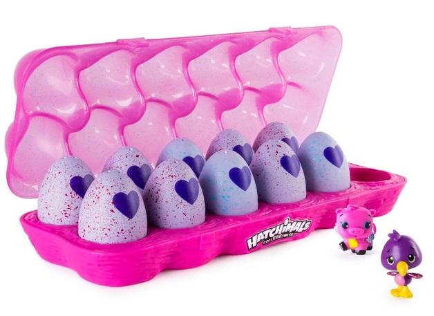 Hatchimals: CollEGGtibles - Egg Carton Set (12pk)