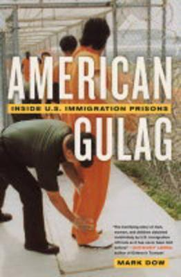 American Gulag by Mark Dow image