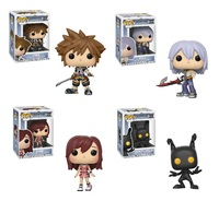 Kingdom Hearts - Pop! Vinyl Bundle (with a chance for a Chase version!)