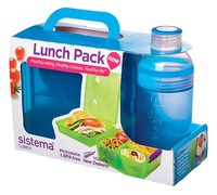 Sistema: Lunch Cube & Trio Pack - Assorted Colours