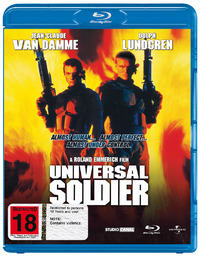 Universal Soldier on Blu-ray