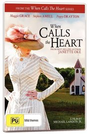 When Calls The Heart on DVD