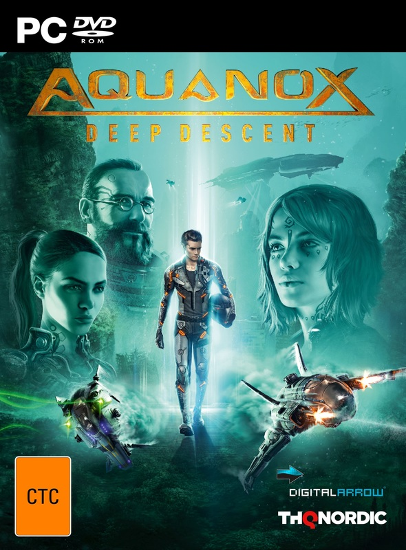 Aquanox Deep Descent for PC Games