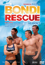 Bondi Rescue - Season 2 (2 Disc Set) on DVD