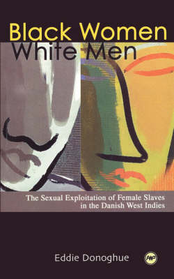 Black Women/White Men by Eddie Donoghue image
