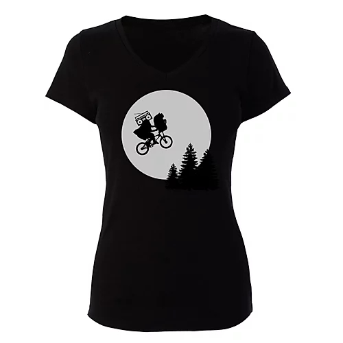 Speakerface: Terrestrial Shirt Womens - XL
