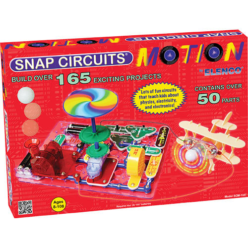 Snap Circuits: Motion
