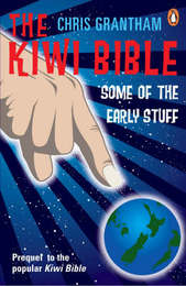 The Kiwi Bible: Some of the Early Stuff by Chris Grantham image