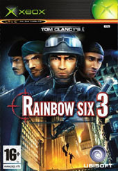 Tom Clancy's Rainbow Six 3 + Headset for Xbox