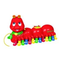 Alphabet Pal Pull Toy image