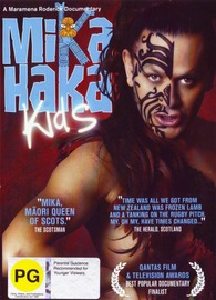 Mika Haka Kids on DVD