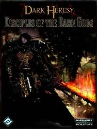 Disciples of the Dark Gods by Fantast Flight Team