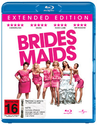 Bridesmaids (Extended Edition) on Blu-ray