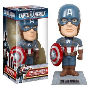Captain America Bobble Head image