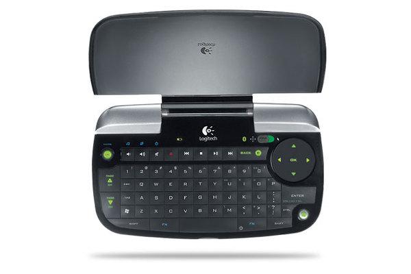 Logitech diNovo Mini Bluetooth Media Centre (Wireless Keyboard)