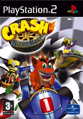 Crash Nitro Kart (Platinum) for PlayStation 2