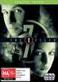The X-Files - Season 7 (6 Disc Box Set) on DVD