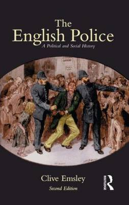 The English Police by Clive Emsley image