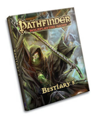 Pathfinder Roleplaying Game: Bestiary 5 by Jason Bulmahn