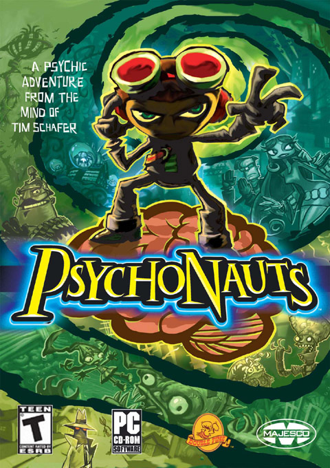 Psychonauts for PC Games image