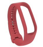 TomTom Touch Strap - Coral Red/Small