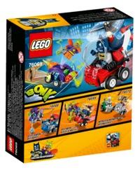 LEGO Super Heroes: Mighty Micros - Batman vs. Killer Moth (76069) image