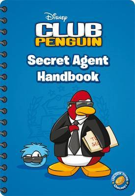 Club Penguin : Secret Agent Handbook by Ladybird image