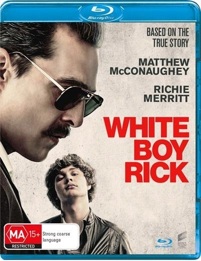 White Boy Rick on Blu-ray