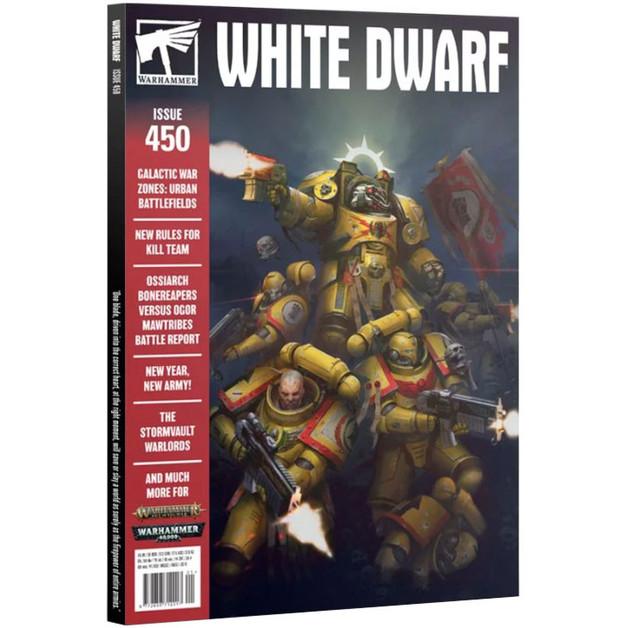White Dwarf: January 2020