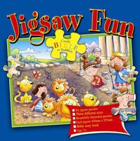 Bible Jigsaw Fun by Juliet David image