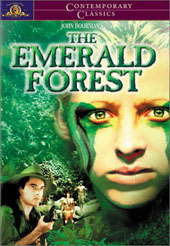 Emerald Forest on DVD