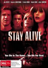 Stay Alive on DVD