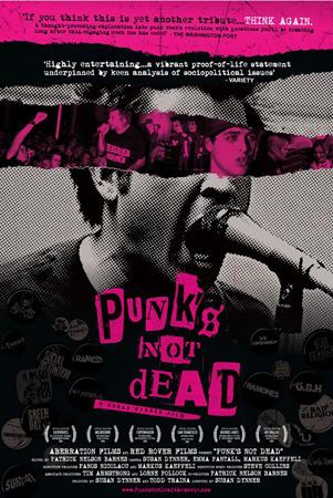 Punks Not Dead on DVD